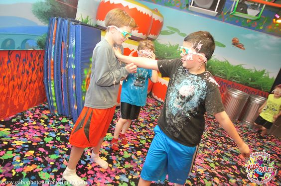 Kids Rule Parties New Jersey Kids Birthday Party Place In Nj
